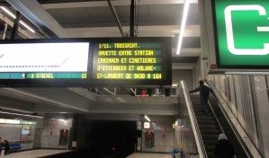Toussaint Navette Roodebeek metro 1015