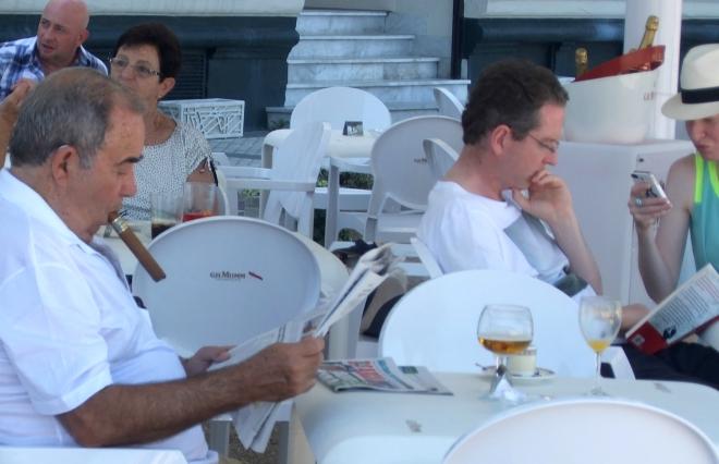 Man with cigar hotel de Londres San Sebastian 813.JPG