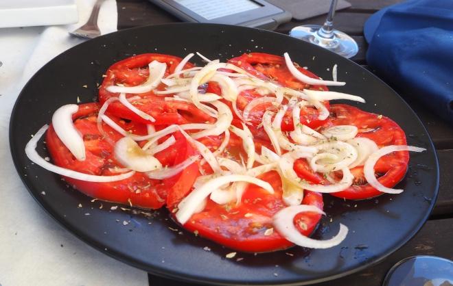 tomato salad Playa de Poo 816 .JPG