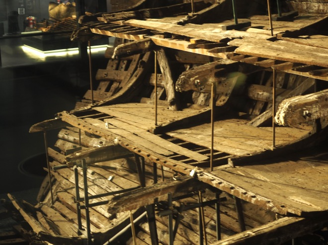 Mary Rose ship deck Portsmouth 617.JPG