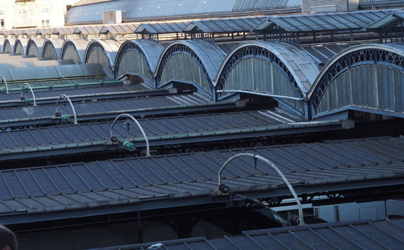 A non-walking tour to Switzerland – railway station roofs