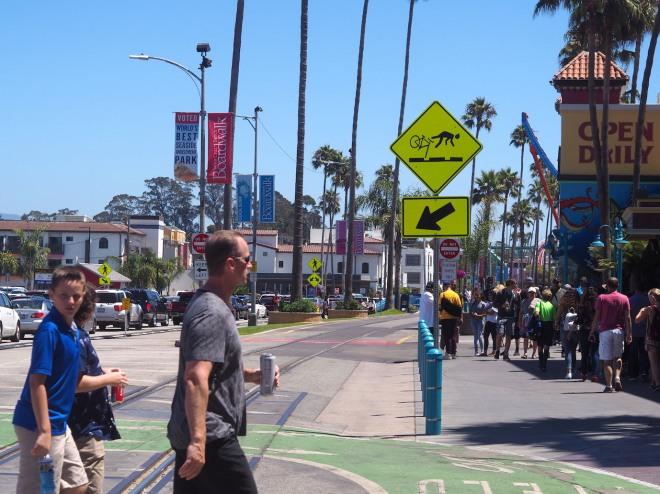 public sign bike railway tracks fall Santa Cruz 818.JPG