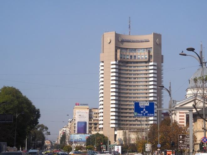 intercontinental hotel Bucharest 1018 3.JPG