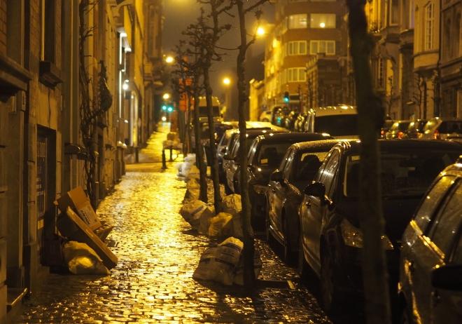 rubbish cars rain abbaye 217.JPG
