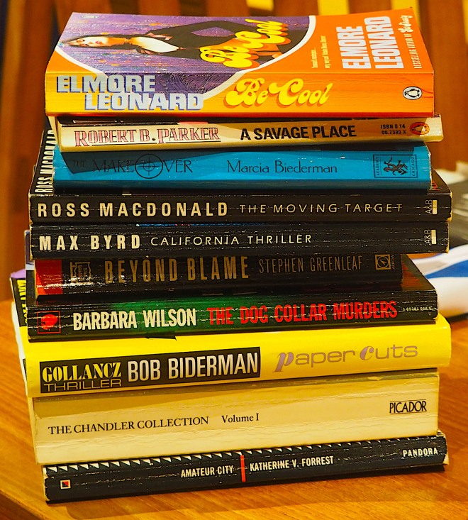 books about the West Coast I read before going to California 818 2.JPG