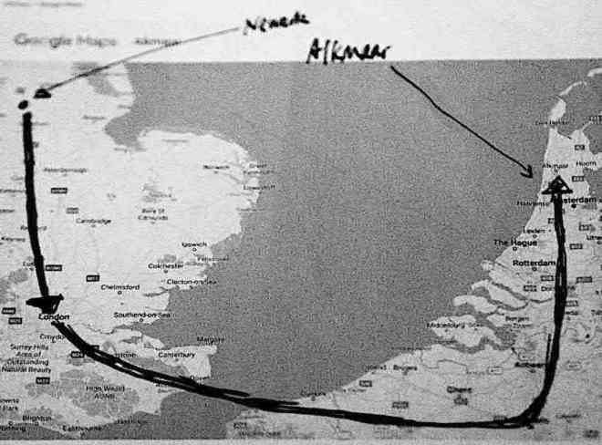 map of emigration route Newark-Alkmaar 319.JPG