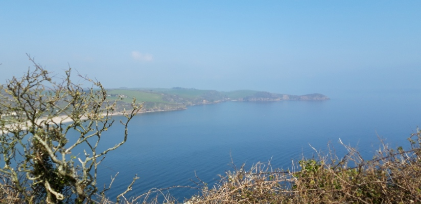 Short Cuts and Roller Coasters: South West Coast Path – Day 27