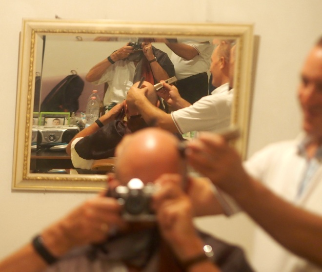 getting a haircut Vlorë 819.JPG