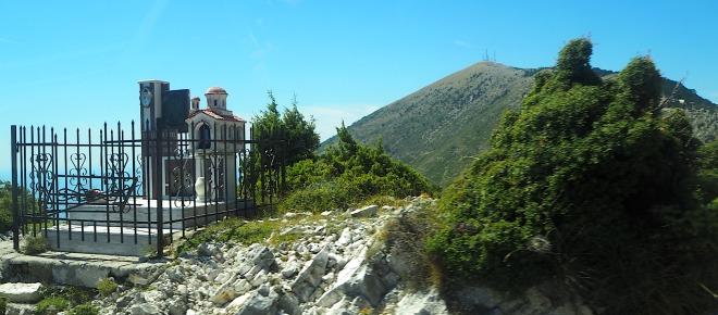 shrine religion minivan Vlorë-Sarandë 819.JPG