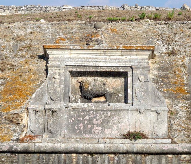 winged lion 3 Corfu 819.JPG
