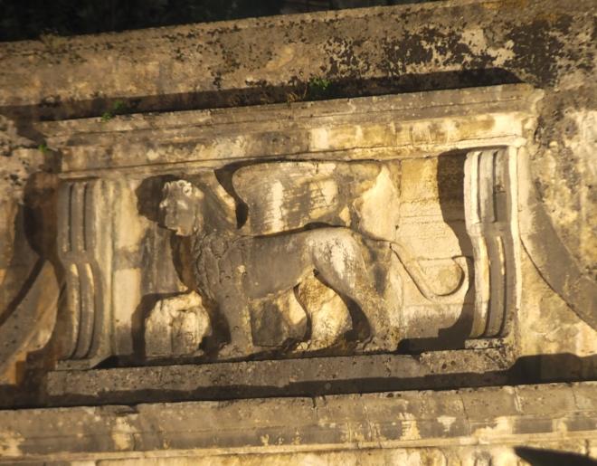 winged lion Corfu 819 1.JPG