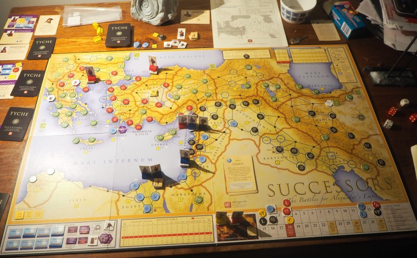 History Games 20 –Successors