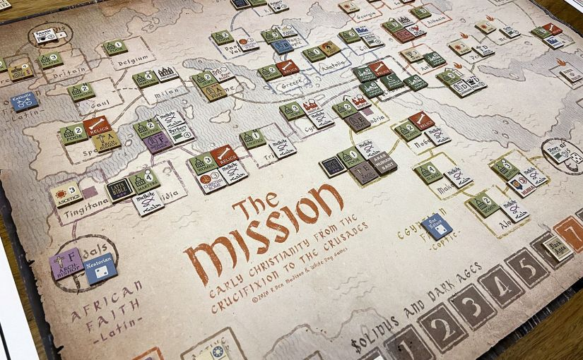 The Mission – firstimpressions